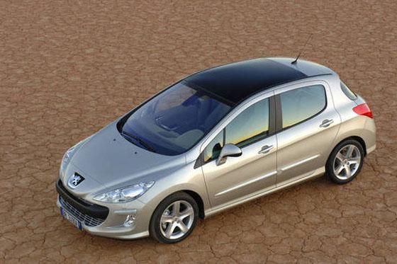 Fotos nuevo Peugeot 308
