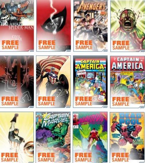 Historietas de Marvel gratis