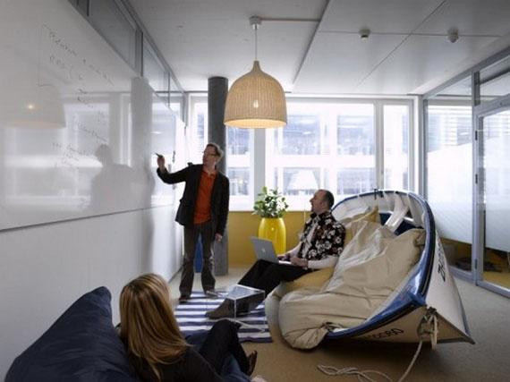 Oficinas de google vs oficinas de facebook blogerin for Bankia buscador de oficinas