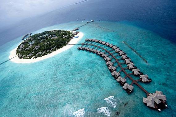 Playa de maldivia