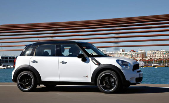 MINI Cooper S Countryman 2011