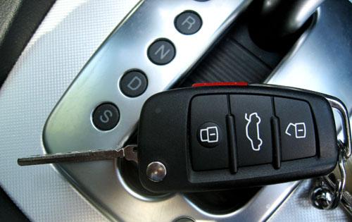 llaves de autos importados