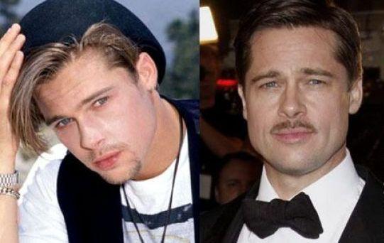 famosos antes y despues