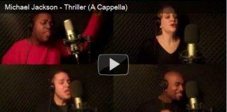 thriller michael jackson beatbox