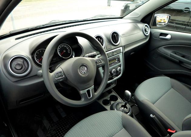 Volkswagen Gol Trend 2012 Blogerin