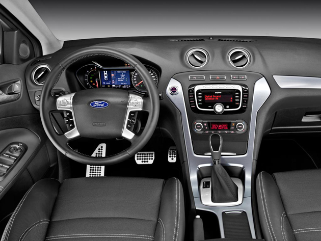 Ford mondeo 2012 interior 1 blogerin - Ford mondeo interior ...
