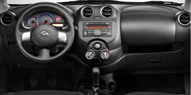 Nissan-March-interior-3 | BLOGERIN