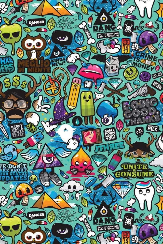 25 Wallpapers Para Iphone Retina Display Blogerin