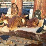 Randall Boni arte en madera (14)