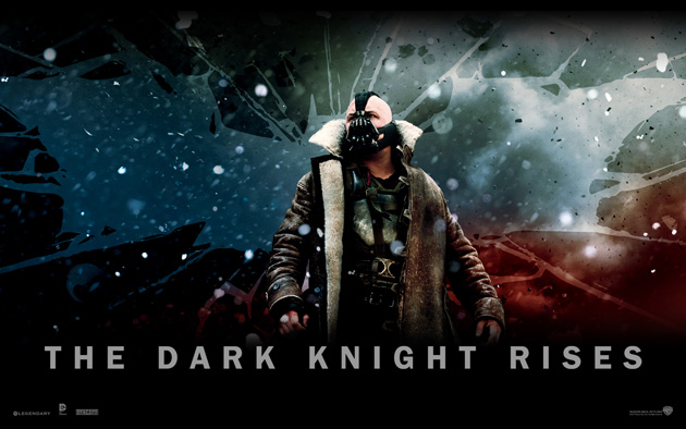 The dark knight rises Bane wallpaper