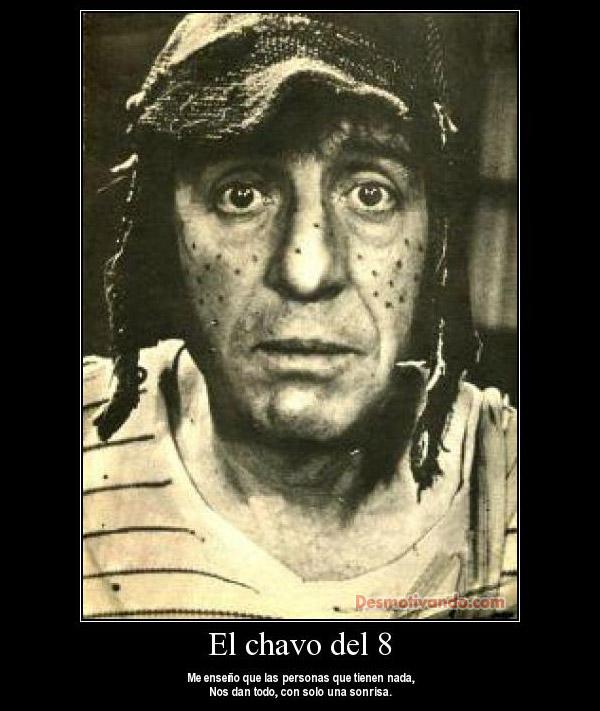 Imagenes De El Chavo Del 8 Chistosas Frases