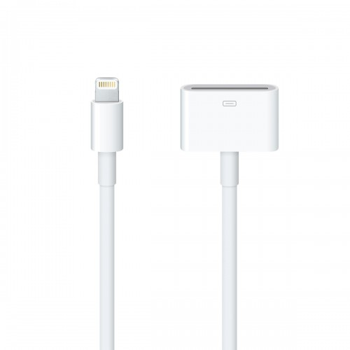 Lightning 30pin cable iphone 5