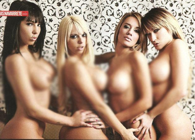 Maxim septiembre 2012 las navarrete