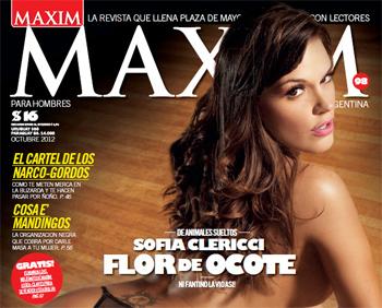 Sofia-Clerici-Maxim-septiembre