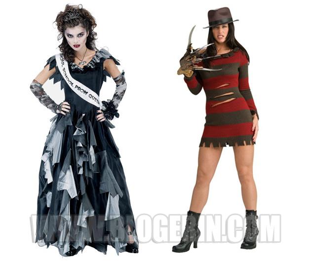 Disfraces de halloween para mujeres blogerin - Cosas de halloween para hacer en casa ...