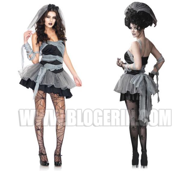 disfraces de halloween hechos en casa para mujeres