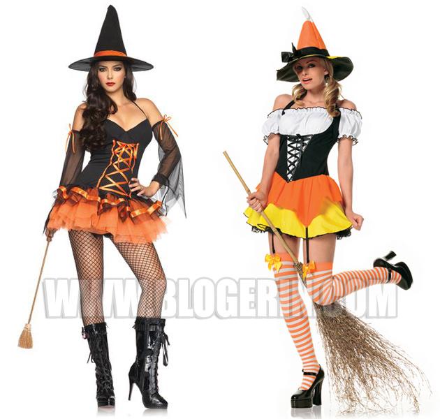 Disfraces de halloween para mujer 2012
