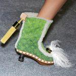 Louis Vuitton Daisy Half-Boots in Monogram Denim