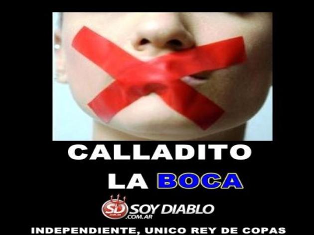 afiches cargadas a boca supercopa argentina