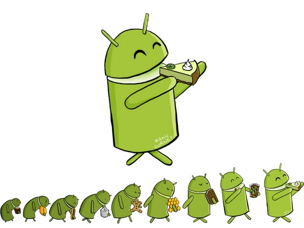 Nuevo android 5