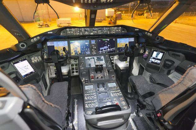 cabina aviones