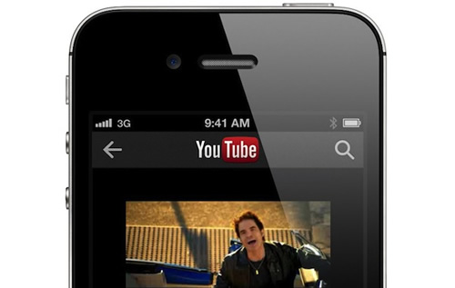Youtube nuevo ios