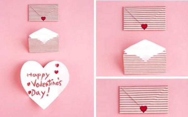 Como hacer una tarjeta para San Valentin – BLOGERIN