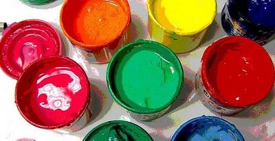 Como pintar con temperas profesionales blogerin - Mejor pintura plastica ...