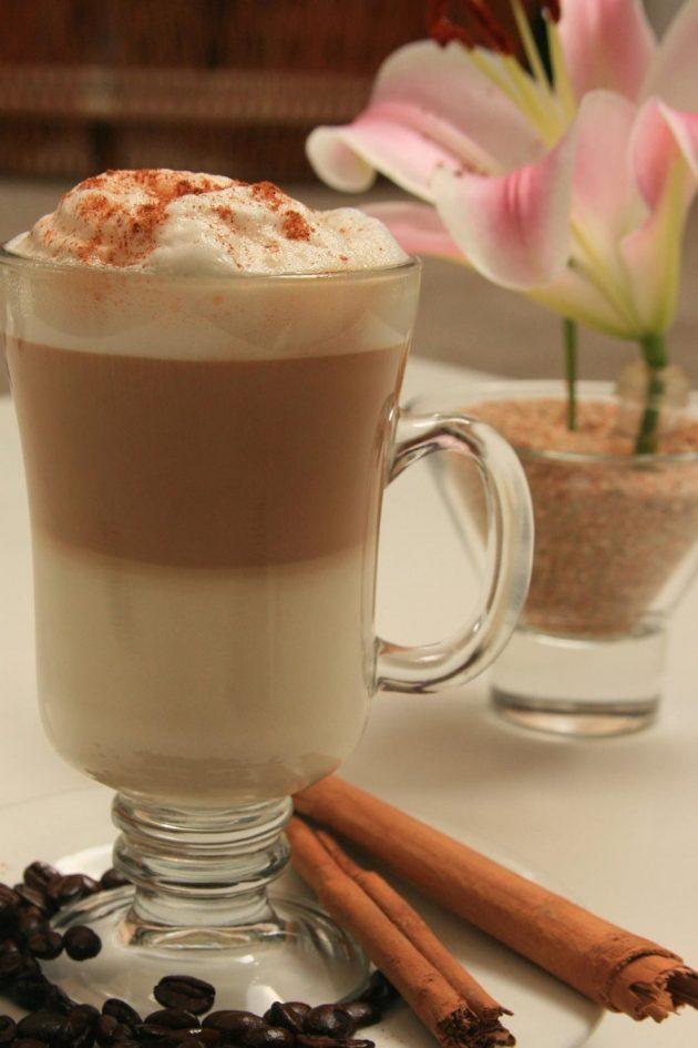 como hacer un cafe cappuccino