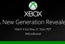 Nueva Xbox decha de lanzamiento