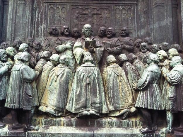 monumento historico de Copenhague