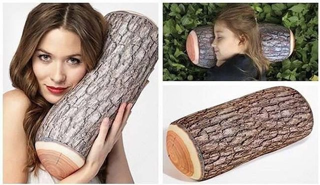 almohada-tronco