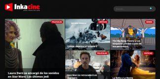 Sitio web de inkacine