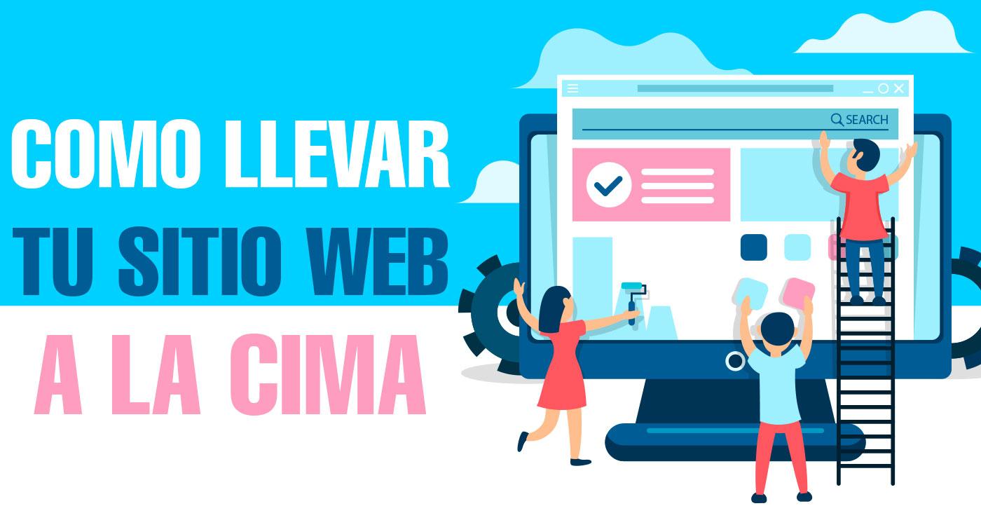 Como hacer una web exitosa